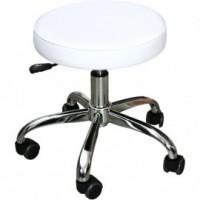 taborety i krzesła do gabinetów kosmetycznych i medycznych