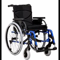 Wózki inwalidzkie ze stopów lekkich
