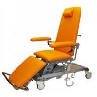 fotele do dializ, fotele zabiegowe, stanowiska laryngologiczne
